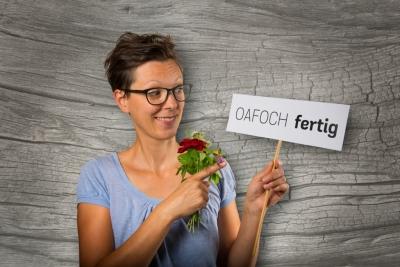 Salbenrühren mit Anita @ 1000Krauthof